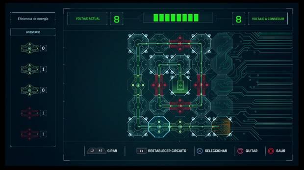 Marvel's Spider-Man: Solución al Proyecto de circuitos 5