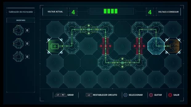 Marvel's Spider-Man: Solución al Proyecto de circuitos 6
