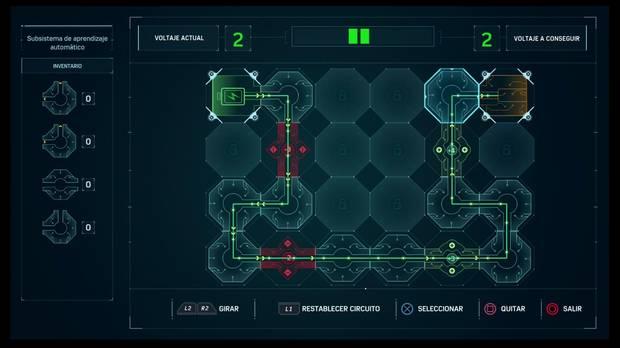 Marvel's Spider-Man: Solución al Proyecto de circuitos 7