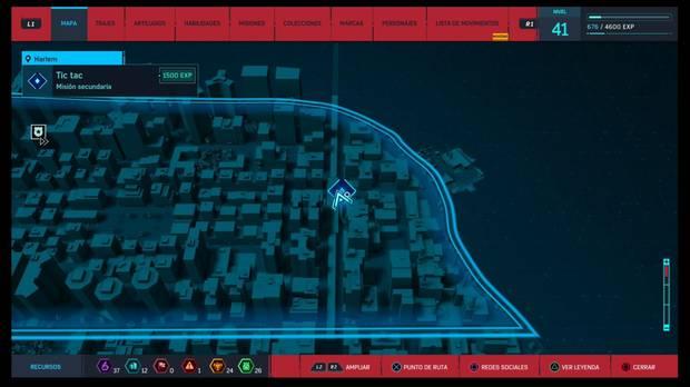 Marvel's Spider-Man - Tic tac: ubicación del estudiante