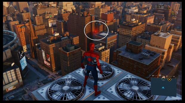 Marvel's Spider-Man: las Torres de Vigilancia repartidas por el mapa