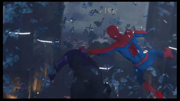 Marvel's Spider-Man - Misión principal El evento principal