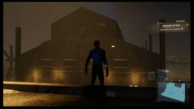 Marvel's Spider-Man - Rizando el rizo