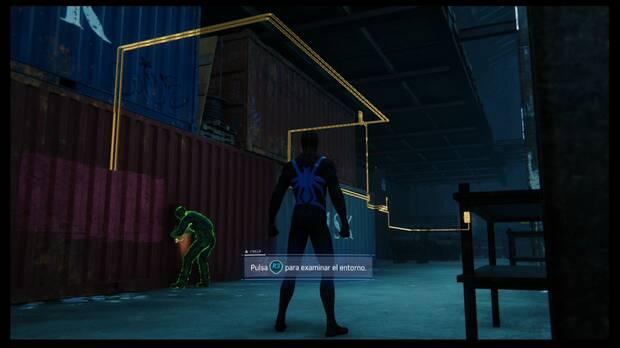 Marvel's Spider-Man - Rizando el rizo: sigue los conductos eléctricos