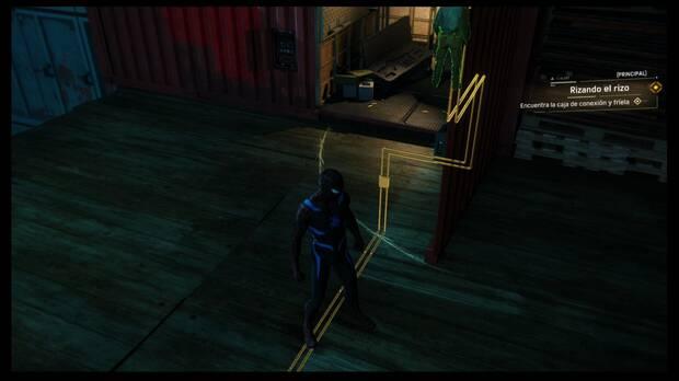 Marvel's Spider-Man - Rizando el rizo: sigue los conductos eléctricos (2)