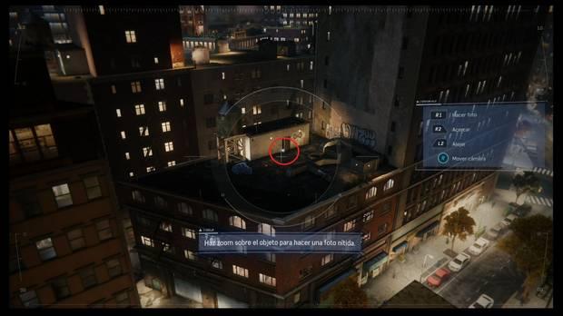 Marvel's Spider-Man - Puesto de vigilancia: localización del gato de Black Cat