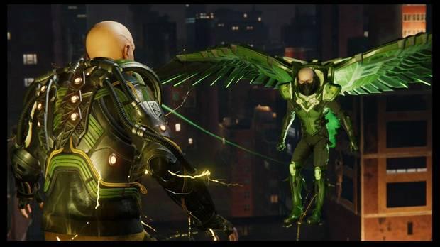 Marvel's Spider-Man - Siguiendo el rastro: Jefes Electro y Vulture