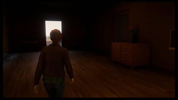 Marvel's Spider-Man - Sobre la tela de una araña: puerta de la habitación de Harry