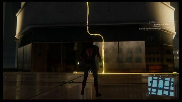 Marvel's Spider-Man - Spider-pirateo: sigue los cables de corriente