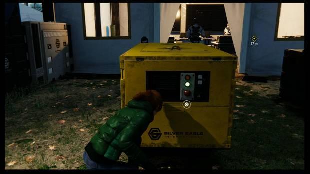 Marvel's Spider-Man - Sin invitación: los generadores también pueden llamar la atención de los guardias
