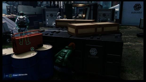 Marvel's Spider-Man - Sin invitación: usa la caja de herramientas de nuevo