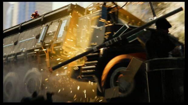 Marvel's Spider-Man - Rumbo de colisión: derrota a los enemigos sobre el camión