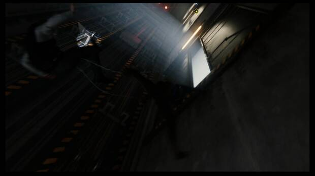Marvel's Spider-Man - Andando por el tejado: elimina a los enemigos que salgan por las puertas del ascensor