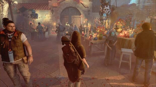Shadow of the Tomb Raider - Localiza al objetivo