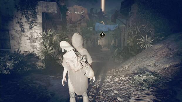 Shadow of the Tomb Raider - Entrada a la excavación
