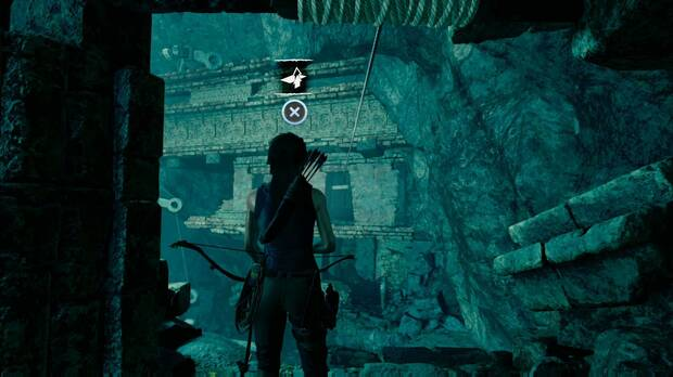 Shadow of the Tomb Raider - La luna del cazador: puedes cambiar de arma