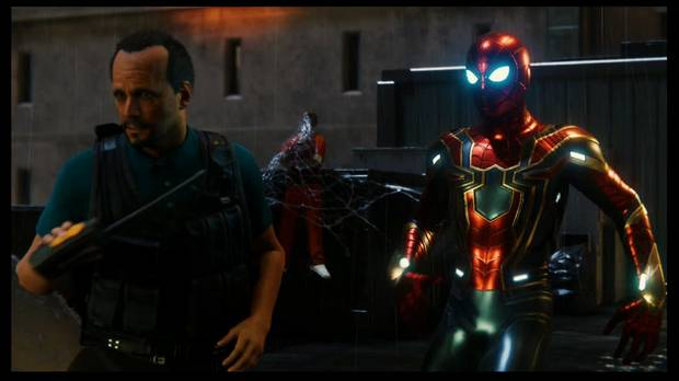 Marvel's Spider-Man - Saltar de la sartén...
