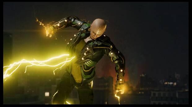 Marvel's Spider-Man - ...a las brasas: Electro