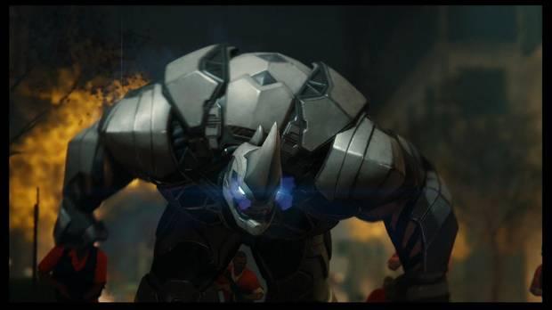 Marvel's Spider-Man - ...a las brasas: Rhino