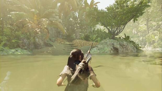 Shadow of the Tomb Raider - Donde deliberan las gemelas: ubicación del Monolito