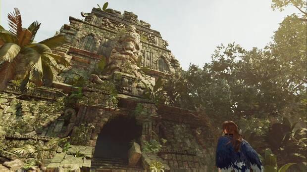 Shadow of the Tomb Raider - Donde deliberan las gemelas: entra al templo