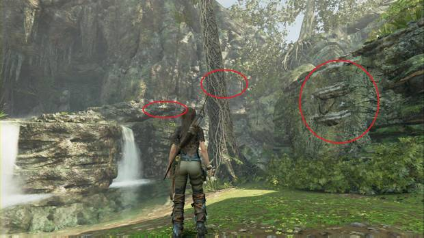 Shadow of the Tomb Raider - Donde deliberan las gemelas: ruta para llegar a más coleccionables