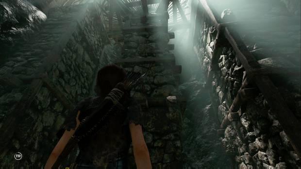 Shadow of the Tomb Raider - Donde deliberan las gemelas: localización de la Cripta 2
