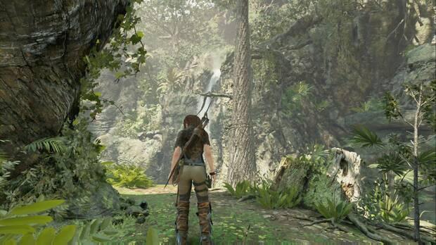 Shadow of the Tomb Raider - Donde deliberan las gemelas: árbol para llegar al alijo de supervivencia