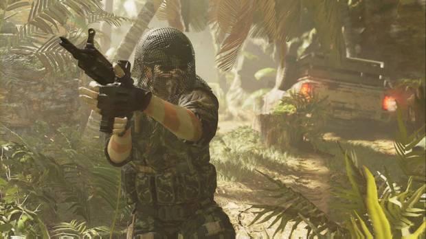 Shadow of the Tomb Raider - La senda de los muertos: un soldado de la Trinidad