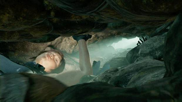 Shadow of the Tomb Raider - El camino a la ciudad oculta: atraviesa el cenote buceando