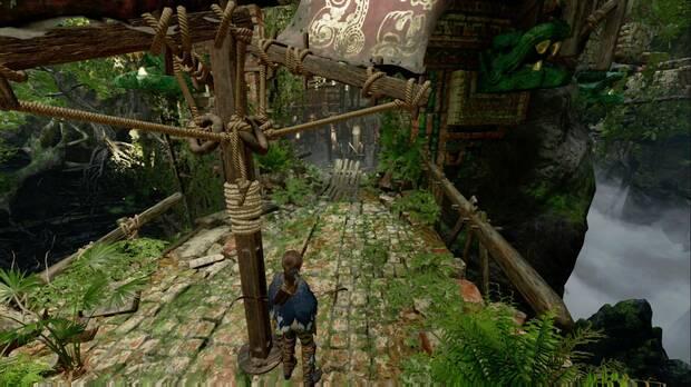 Shadow of the Tomb Raider - El camino a la ciudad oculta: haz girar el molino