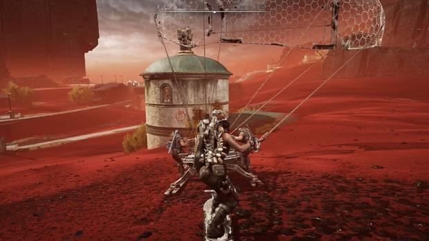 Gears of War 5 - Armas reliquia: Garra reliquia