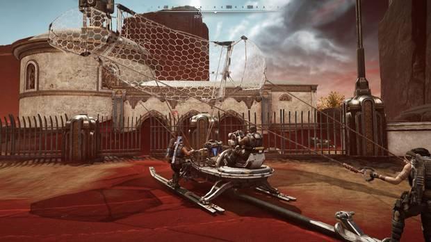 Gears of War 5 - Armas reliquia: Hammerburst reliquia