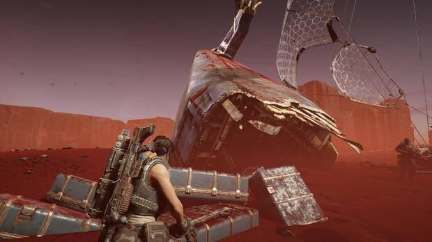 Gears of War 5 - Armas reliquia: Embar reliquia 2