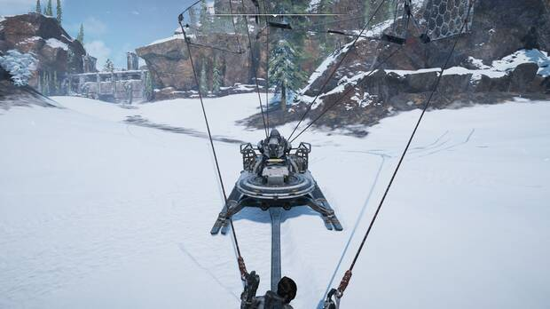 Gears of War 5 - Armas reliquia: Lancer Retro reliquia