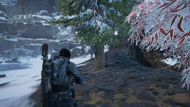Gears of War 5 - Armas reliquia: Lancer Retro reliquia 2