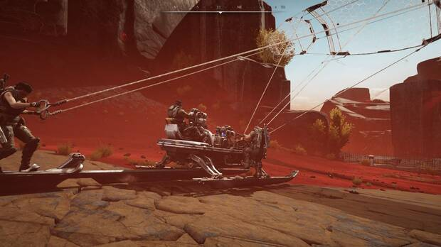 Gears of War 5 - Armas reliquia: Gnasher reliquia
