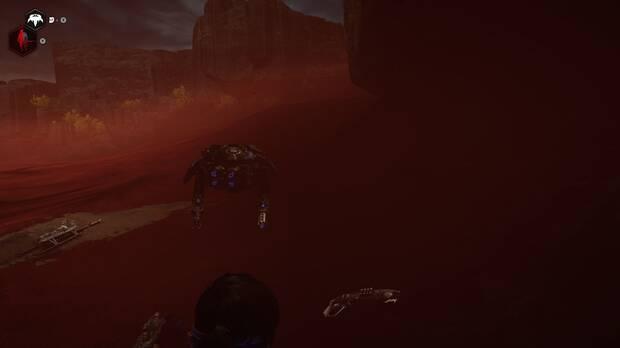 Gears of War 5 - Armas reliquia: Gnasher reliquia 2