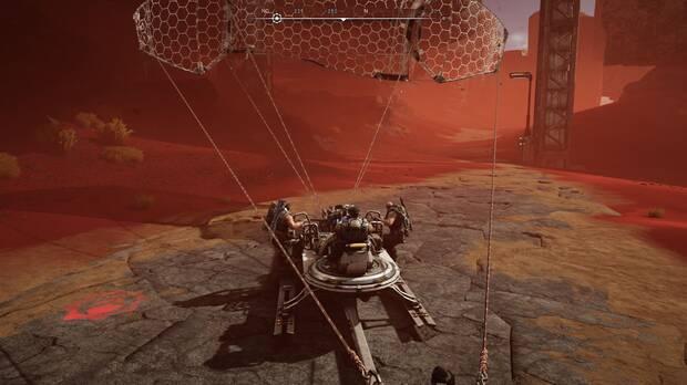 Gears of War 5 - armas reliquia: Lancer LG reliquia