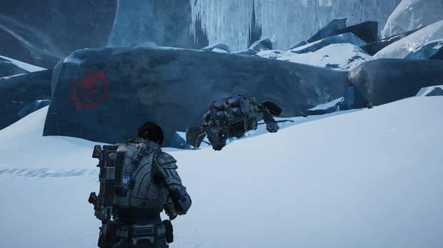Gears of War 5 - Armas reliquia: Boltok reliquia