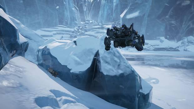 Gears of War 5 - Armas reliquia: Dropshot reliquia