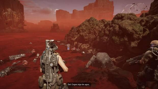 Gears of War 5 - Armas reliquia: Trituradora reliquia