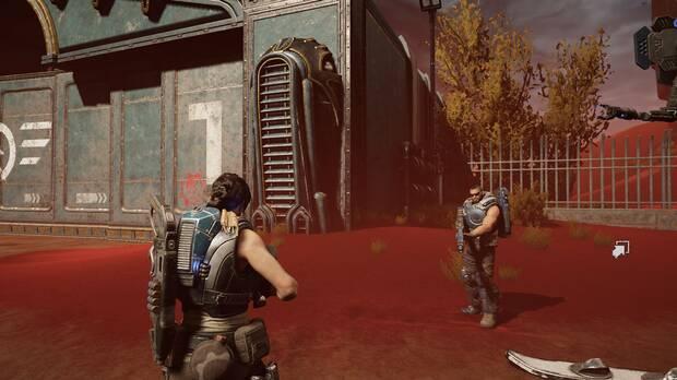 Gears of War 5 - Armas reliquia: Zarpa reliquia