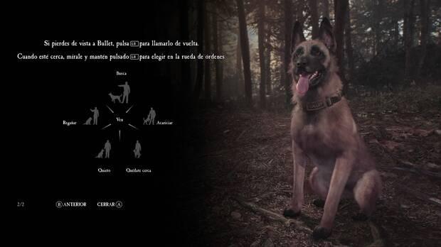 Instrucciones perro - Guía Blair Witch, trucos, consejos y secretos