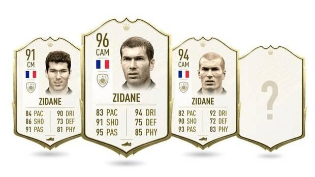 FIFA 20: Reveladas las estadísticas de los nuevos iconos de FUT Imagen 2