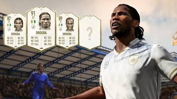 FIFA 20: Reveladas las estadísticas de los nuevos iconos de FUT Imagen 12