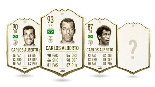 FIFA 20: Reveladas las estadísticas de los nuevos iconos de FUT Imagen 13