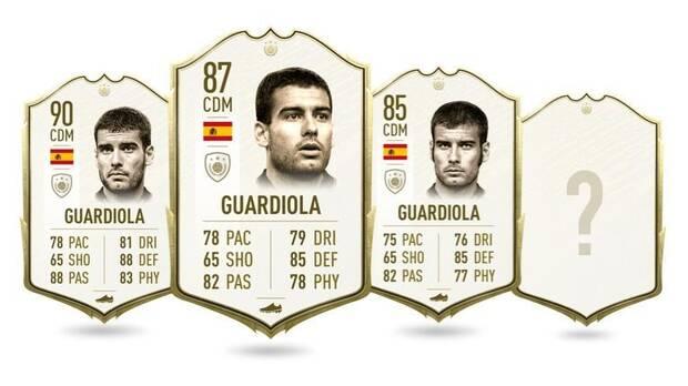 FIFA 20: Reveladas las estadísticas de los nuevos iconos de FUT Imagen 3