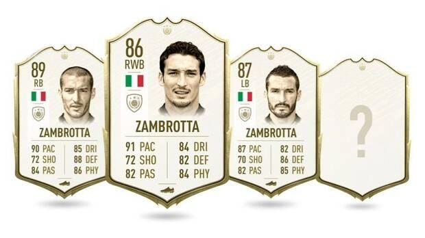FIFA 20: Reveladas las estadísticas de los nuevos iconos de FUT Imagen 5