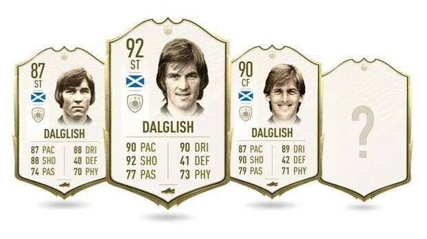 FIFA 20: Reveladas las estadísticas de los nuevos iconos de FUT Imagen 6
